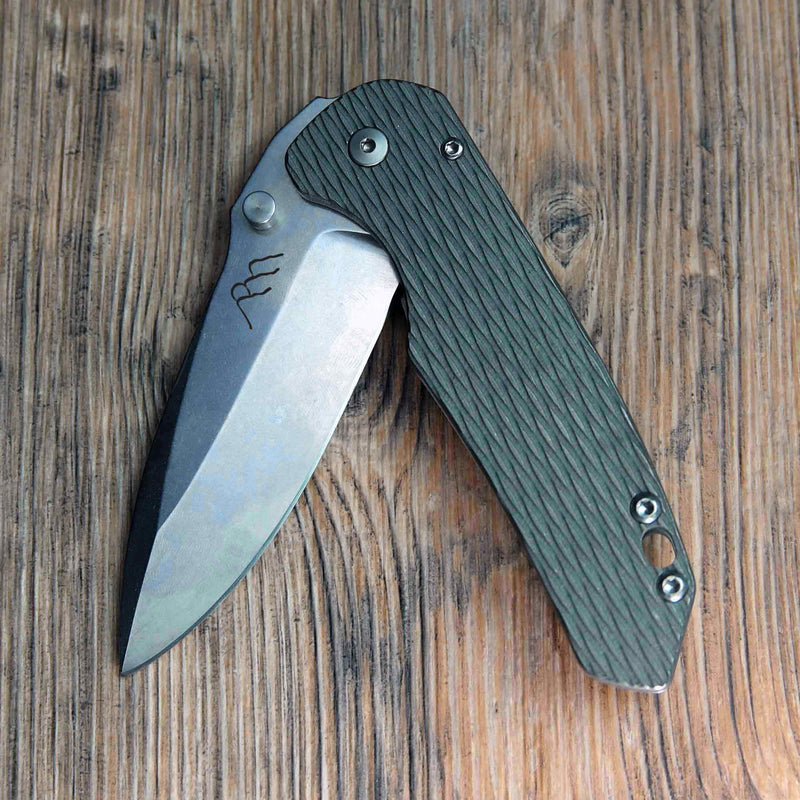 Gorgon - Stone Wash Frame and Blade