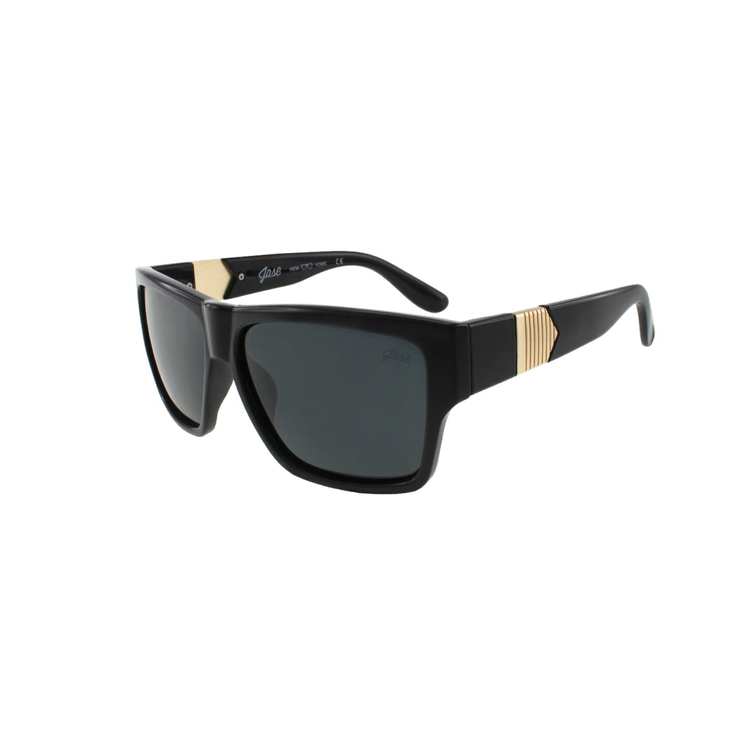 Jase New York Carter Sunglasses in Black