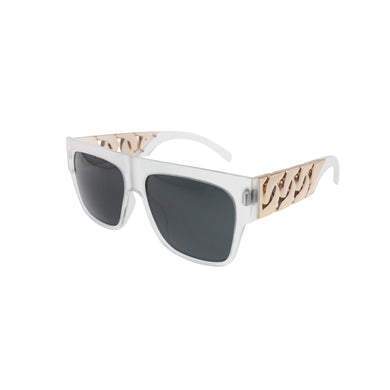 Jase New York Cache Sunglasses in Frost