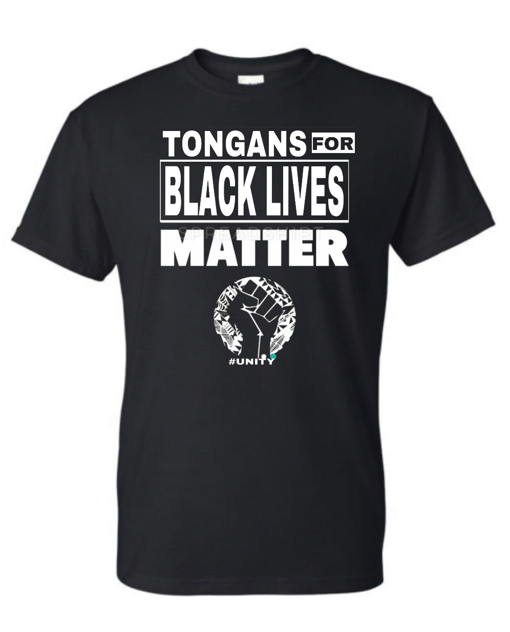 Tongans For Black Lives Matter