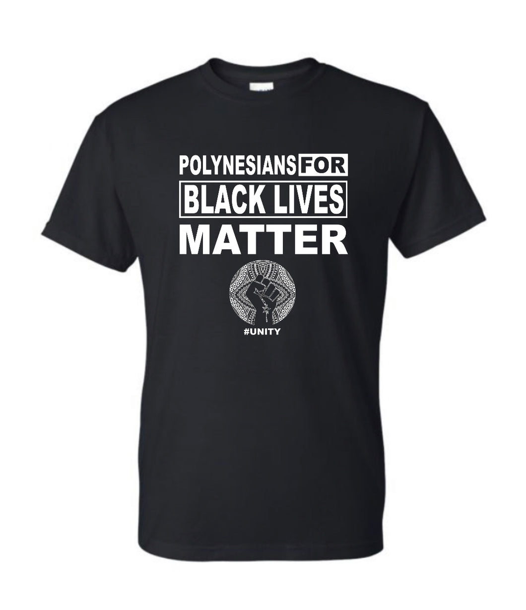 Polynesians For Black Lives Matter