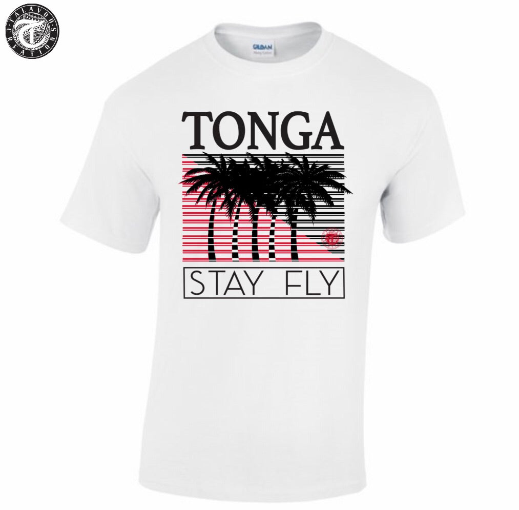 Tonga Stay Fly T-shirt