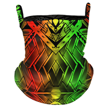 Reggae/Black Tribal Gaiter