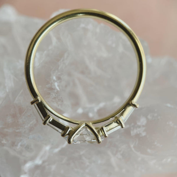 Antique Moval Ring