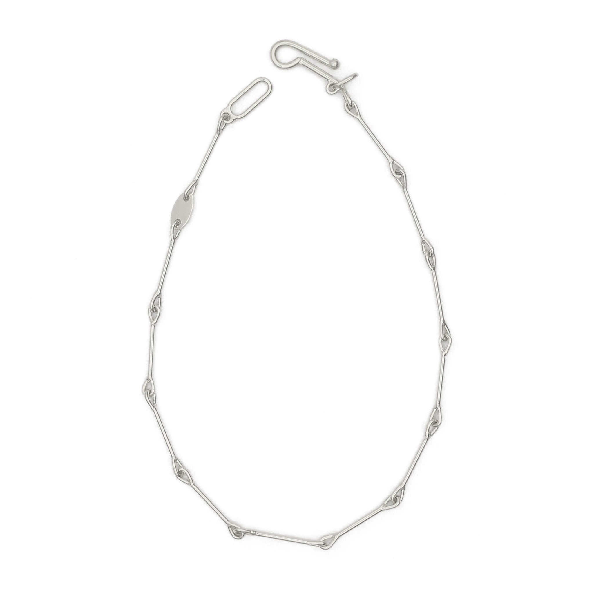 Needle Eye Chain Bracelet - Light Weight