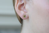 Square Shadow Earrings