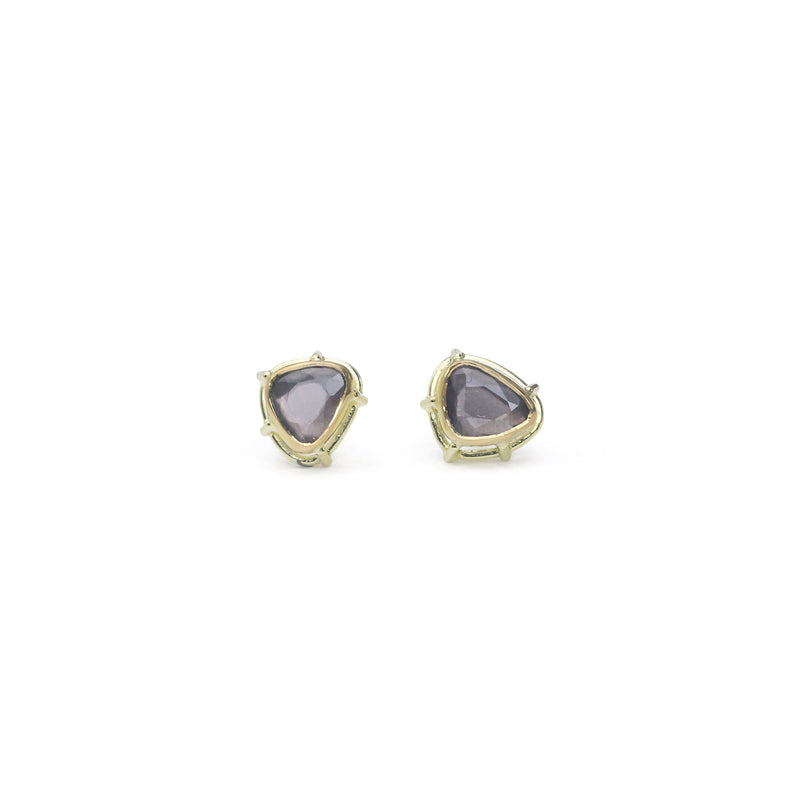 Blue Spinel Earrings