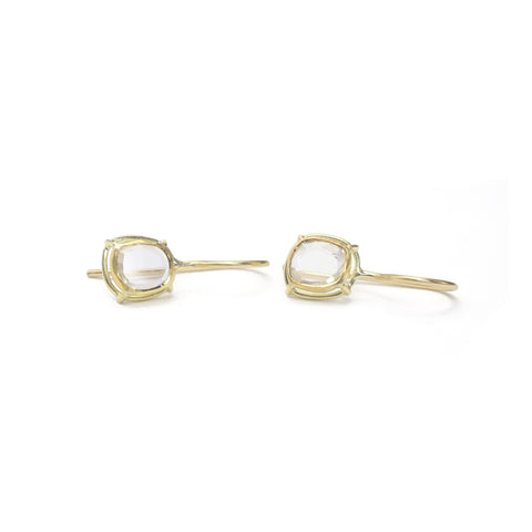 Valance Hoop Earrings - Medium