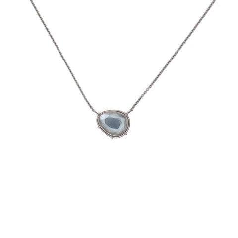 Needle Eye Pendant Necklace