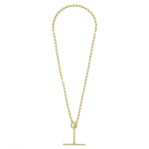 Heavy Weight Chain Necklace - Toggle
