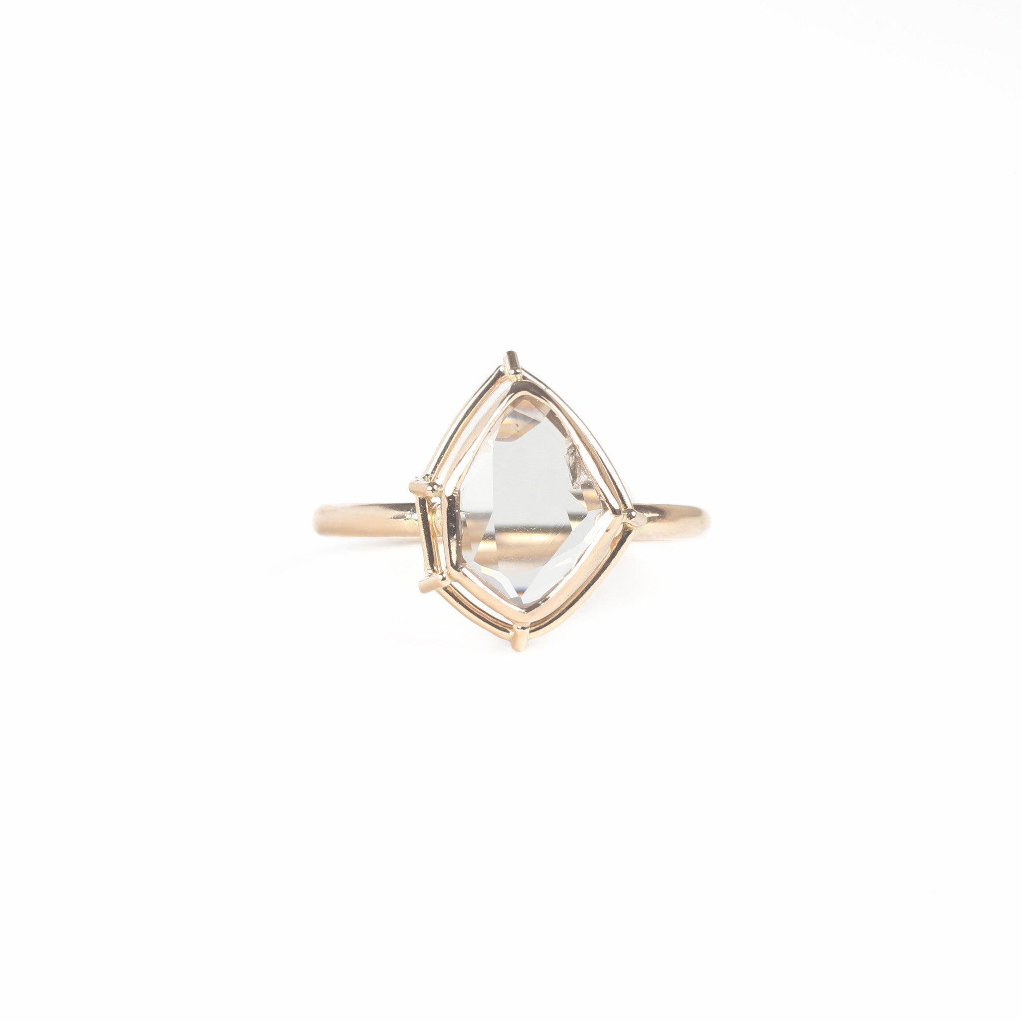 flora champagne cut diamond london engagement the organic rings styles ring