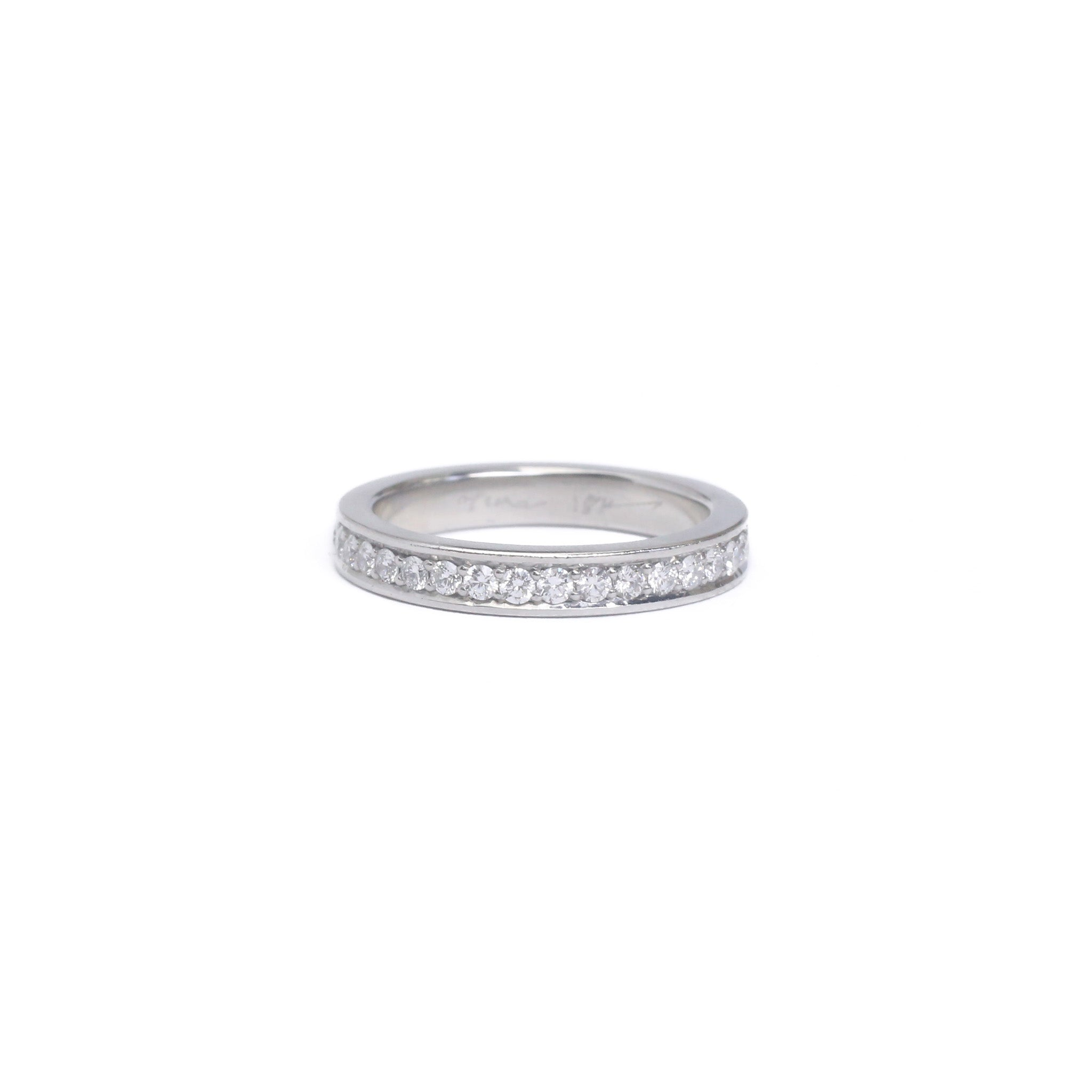 Pavé Eternity Band