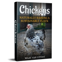photo of book chickens naturally raising a sustainable flock