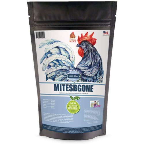 MitesBGone Herbal Blend For Nesting Boxes Or Dust Baths