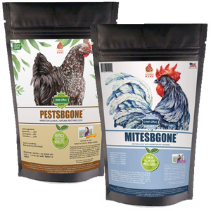 MitesBGone and PestsBGone 3d bags