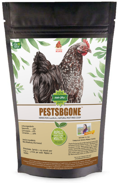 PestsBGone for Keeping Coops Pest Free!