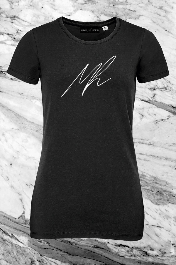 """MAISON HEMERA"" SIGNATURE - FITTED T-SHIRT"