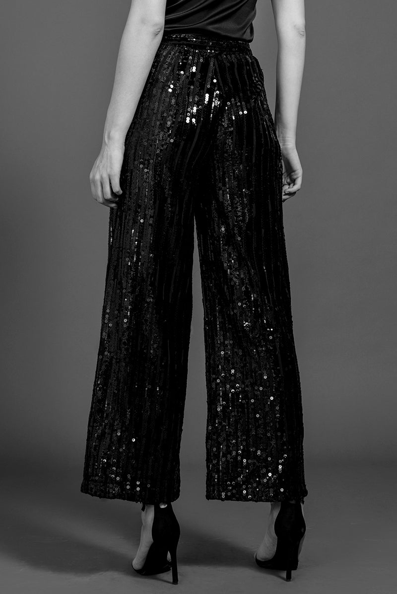 """CHARLIZE"" EVENING PANTS"