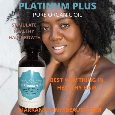 PLATINUM PLUS HAIR GROWTH DROPS