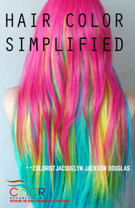 HAIR COLOR SIMPLIED (E BOOK)