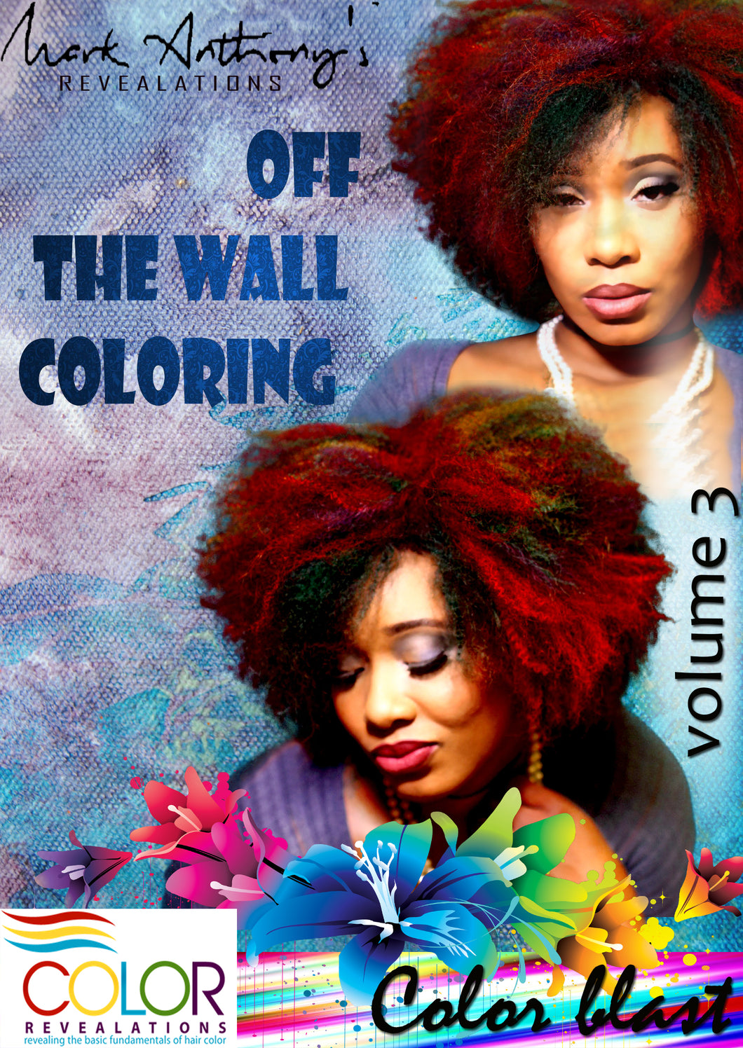 OFF THE WALL COLORING,  DVD