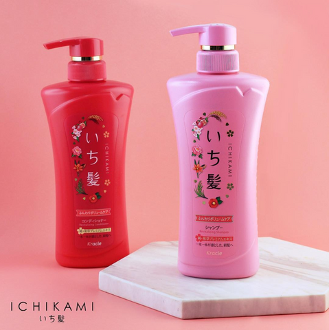 ICHIKAMI Revitalizing Series