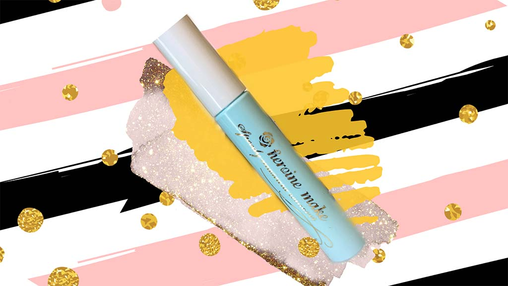 Heroine Make - speedy mascara remover