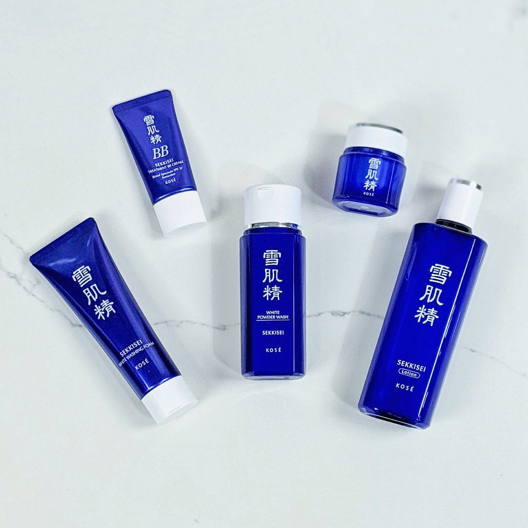 Sekkisei by Kose Product line at Cosme Hunt