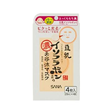 SOY ISOFLAVONE NAMERAKA Facial Lotion Mask