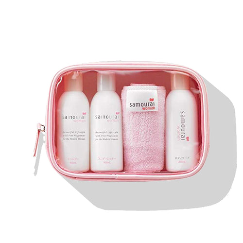 Samourai Woman Travel Set