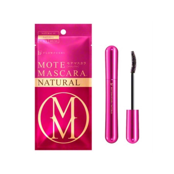 MOTE MASCARA NATURAL 01 (Natural)