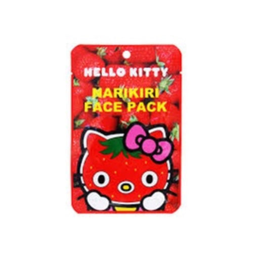 Hello Kitty Face Mask (Strawberry)
