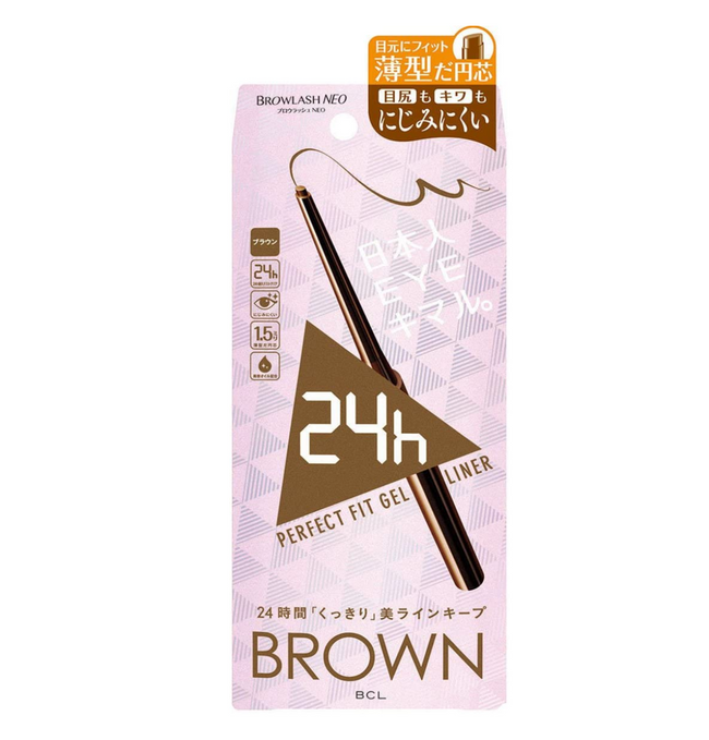 Browlash Neo Perfect Gel Eyeliner (Brown)