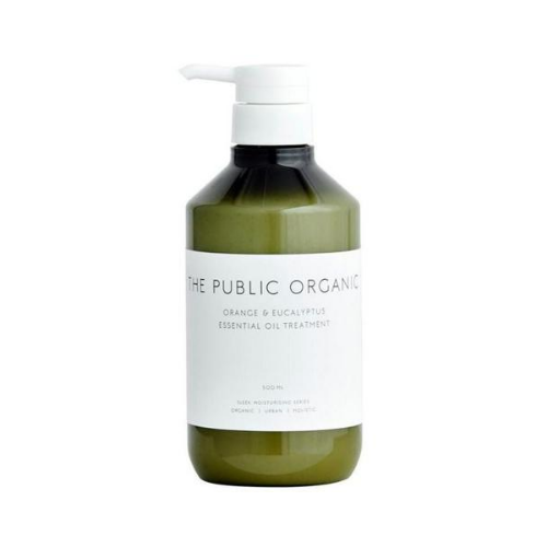THE PUBLIC ORGANIC Orange & Eucalyptus Hair Treatment