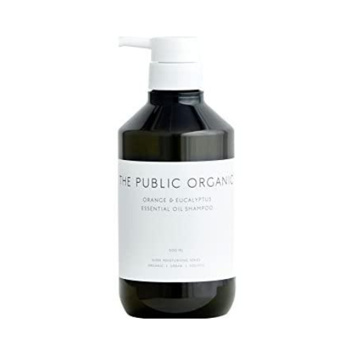 THE PUBLIC ORGANIC Orange & Eucalyptus Shampoo