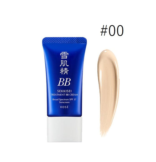 Sekkisei Treatment BB Cream 00