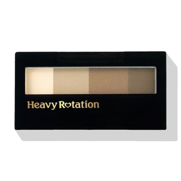 Heavy Rotation Powder Eyebrow&3D Nose (Natural Brown)