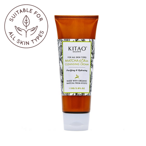 Kitao Matcha Cleansing Cream