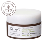 Kitao Matcha Facial Cream