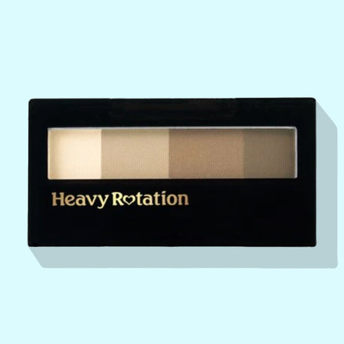 Heavy Rotation Powder Eyebrow&3D Nose (Light Brown)