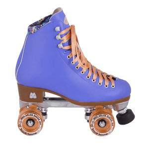 Beach Bunny Roller Skates - Periwinkle Sunset