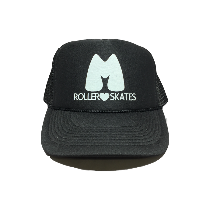 Moxi Black Trucker Hat
