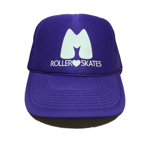 Moxi Purple Trucker Hat
