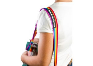 Moxi Skate Leash - Rainbow