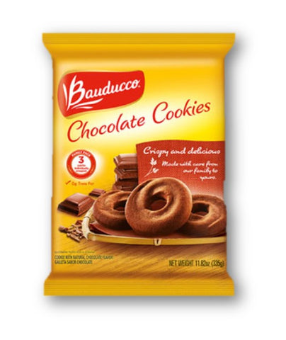 Bauducco Chocolate Cookies 335g