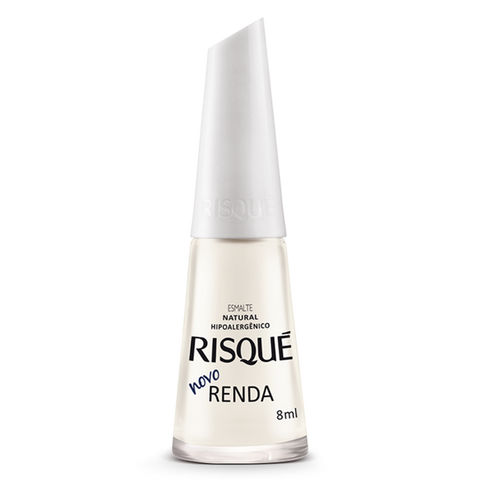 Risque Esmalte Novo Renda 8ml