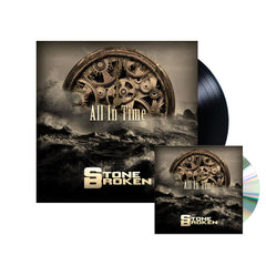 ALL IN TIME (CD + LP) + THE ONLY THING I NEED (CD)