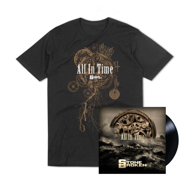 ALL IN TIME (LP) + T-SHIRT + THE ONLY THING I NEED (CD)