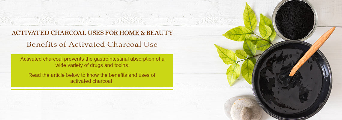 Activated Charcoal Uses & Benefits (For Beauty, Health & Home)