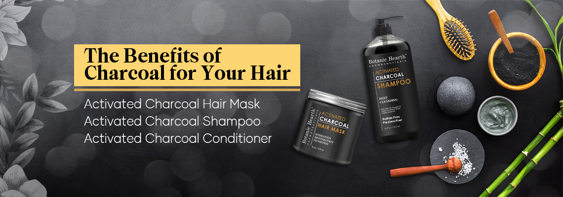 The Benefits of Using Charcoal for Your Hair